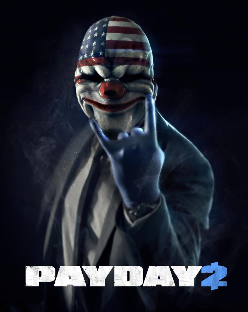 PAYDAY 2 814x1024 Os bandidos estão de volta   Anuncio Payday 2