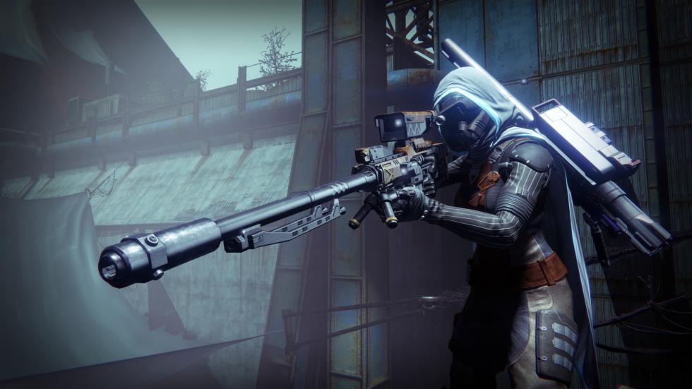 Os gráficos de Destiny são lindos, mas... O jogo frequentemente parece incompleto e sem criatividade