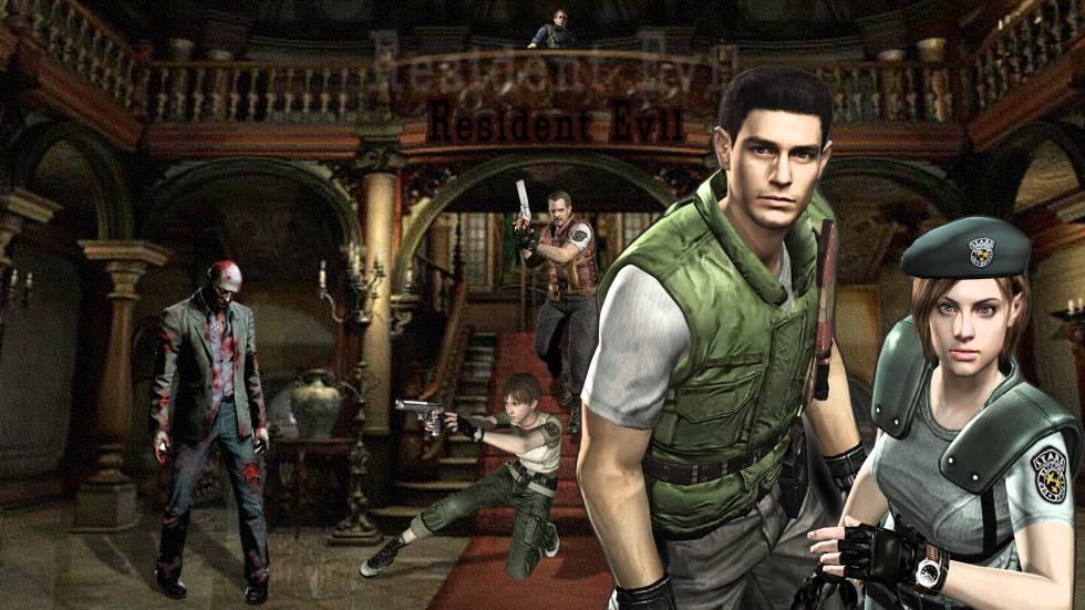 Remake de Resident Evil