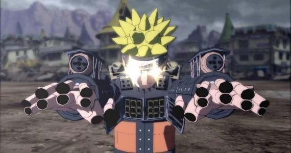 Análise Naruto Ultimate Ninja Storm Revolution_10