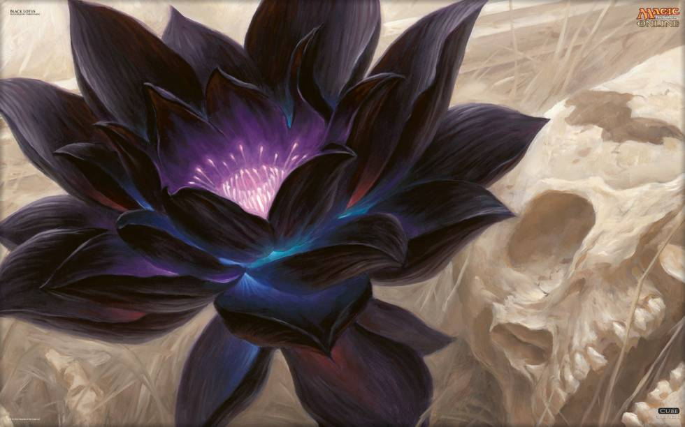 Magic The Gathering - Card Black Lótus