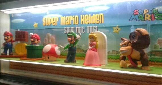 MC Lanche Feliz Super Mario World