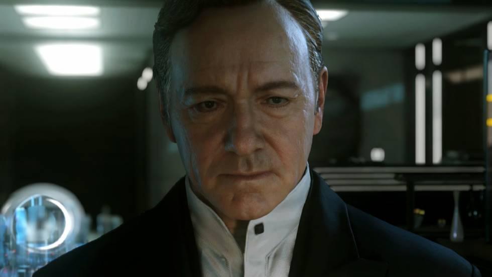 Call of Duty conta ainda com a participação do ator Kevin bacon