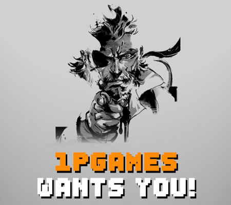 1PGames wants you v2